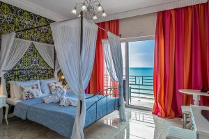 Gallery, Panorama Suites & Spa : Hotels Stomio Olympus Beach Resort