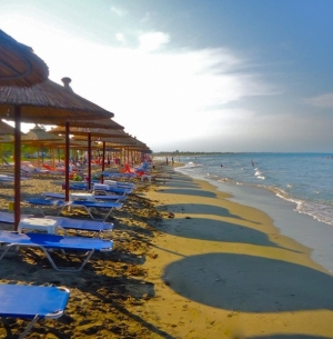 Fotos, Panorama Suites & Spa : Strandhotel Stomio Olympus Beach Resort