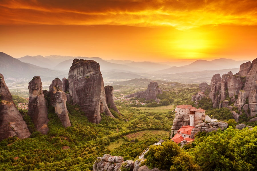 Meteora, Panorama Suites & Spa : Hotels Stomio Olympus Beach Resort